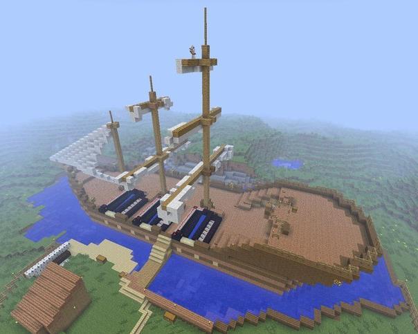 Результаты конкурса на лучшую постройку в Minecraft