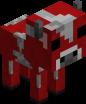 Грибная корова в майнкрафт (minecraft)