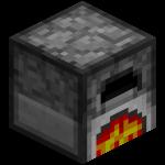 Печка в майнкрафт (minecraft)