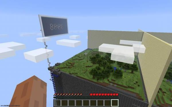 Карта The Walls: PvP Survival