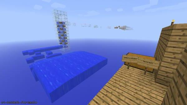 Карта Ultimate Jump 01 Skyline