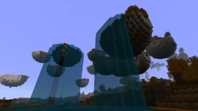 Мод FloatingIslands
