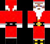 Скин Санта Клауса
