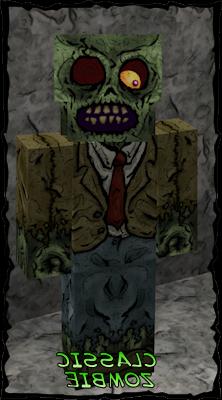 Скин зомби (HD)
