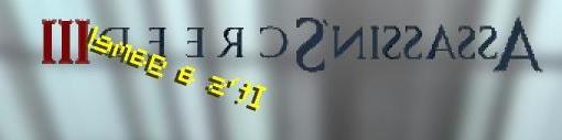 Текстуры Assassins Creed (х16)