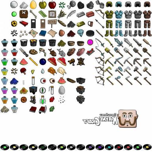 Текстуры Kayne Craft (х64)