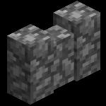 Булыжниковая (Замшелая) стена в майнкрафт (minecraft)