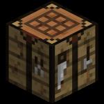 Верстак в майнкрафт (minecraft)