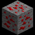 Красная руда в майнкрафт (minecraft)