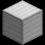 Железный блок в майнкрафт (minecraft)