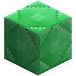 Изумрудный блок в майнкрафт (minecraft)