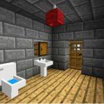 Как делается туалет в игре Minecraft!?