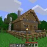 Как сделать забор в Minecraft?