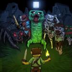 Карта Зомби Арена (Zombie Arena)