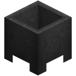 Котёл в майнкрафт (minecraft)