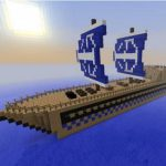 Мод на корабли (Ship and Boats)