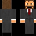 Скин бизнесмена