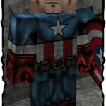 Скин Капитана Америки (HD)