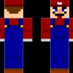 Скин Марио