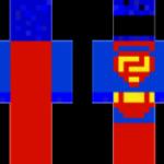 Скин Супермена
