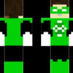 Скин Зеленого Фонаря